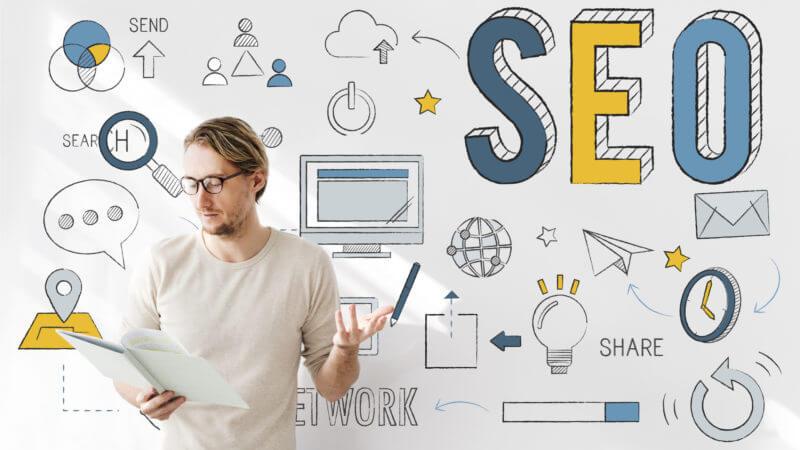2017年seo不止于网站优化搜索引擎排名更多的是放大seo,获取更多的流量如何以及营销渠道